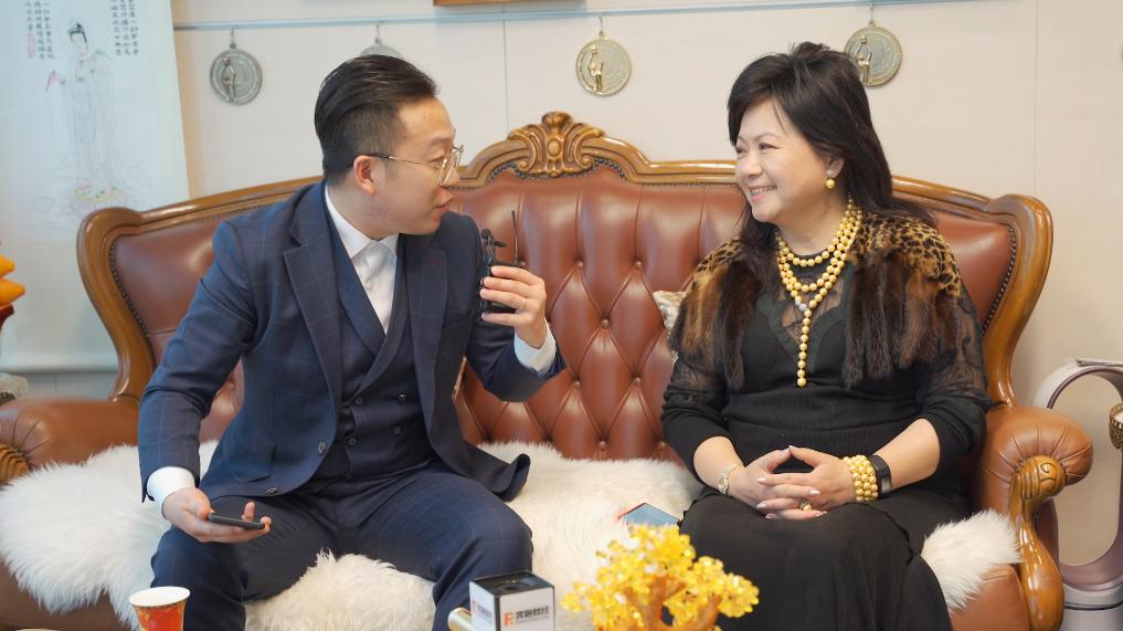 专访:香港江氏国际集团主席江雅琦 深度走进全球智慧支付系统QPS
